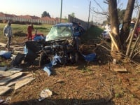 A six-year-old boy has been killed this morning following a collision on Vaal Drive in Vanderbijlpark. (Russel Meiring, ER24)