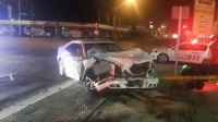A man was injured following an accident on Jacobs Street in Gezina, Pretoria. (Santi Steinmann, Netcare 911)