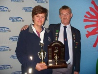 Esme Kruger Bowls Gauteng North Victrix Ludorum