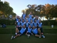 Ladies won Silver and Men Bronze at the Bowls SA Inter Districts Championship in Cape Town for Open Team