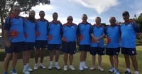 Gauteng North Men's Open Team at the Inter Districts in Cape Town
